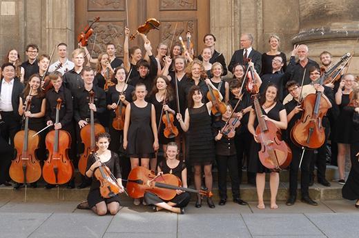 Foto: Jugendbarockorchester Bachs Erben