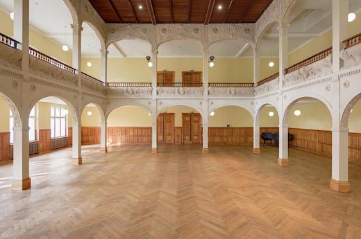 Villa Elisabeth (Foto: Stefan Melchior)