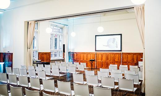 Workshop Studio 1+2, Villa Elisabeth, 2019 © AWIN/ Offenblende