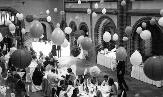 Hochzeitsfeier, St. Johannes-Evangelist