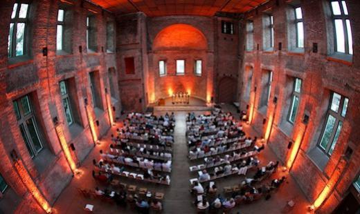 Konzert Vokalensemble LUYS, St. Elisabeth, 2011