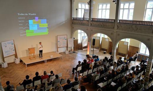 Tagung der Deutschen Kinder- und Jugendstiftung, Villa Elisabeth, 2014