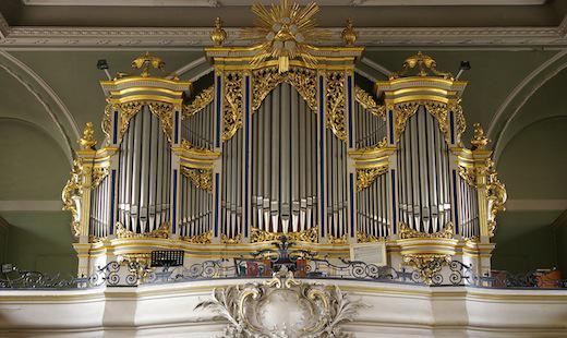 Orgel von Schuke (Potsdam)