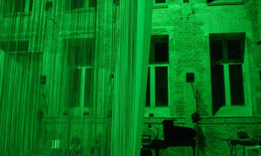 Hydra's Traces von LOSE COMBO mit dem Trio Nexus, St. Elisabeth, 2008