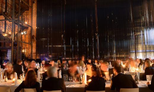 Charity Dinner für das Operndorf von Christoph Schlingensief