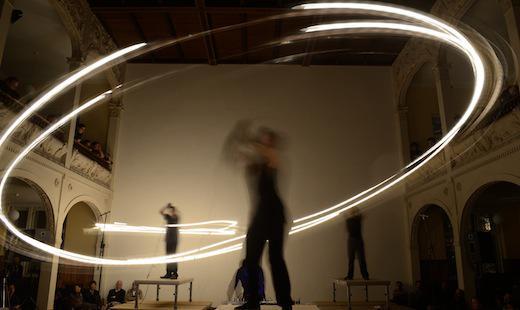 Speakers Swinging – Konzertperformance von Gordon Monaham, Villa Elisabeth, 2014