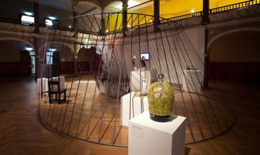 Ausstellung Basic Instincts, Villa Elisabeth, 2011