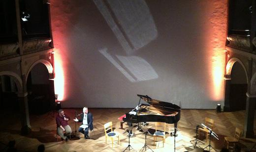 Konzert des Künstlerprogramm des DAAD, Villa Elisabeth, 2014
