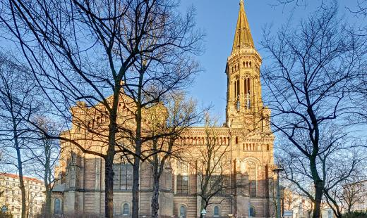 Zionskirche, Außenansicht (Foto: Stefan Melchior)