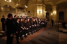 Chor der Hochschule für Musik Hanns Eisler Berlin
