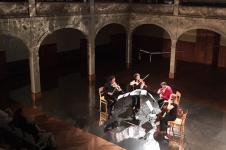 Sonar Quartett (Foto: Kultur Büro Elisabeth)