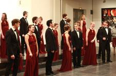 Foto: Kammerchor Collegium Musicum Berlin