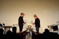 Symphonic Percussion Berlin – Werke für Schlagzeug