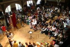 Sing-Akademie zu Berlin – Mitsingen bei Familiär und Oratorio, Foto: Rolf Zöllner