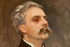 Gabriel Fauré: Requiem, Gemälde von John Singer Sargent, 1896