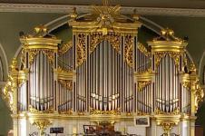 La Nativité du Seigneur – Silvester-Orgelkonzert mit Illumination