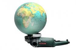 Weltbeschleuniger von Thomas Neumaier (Foto: der Künstler)